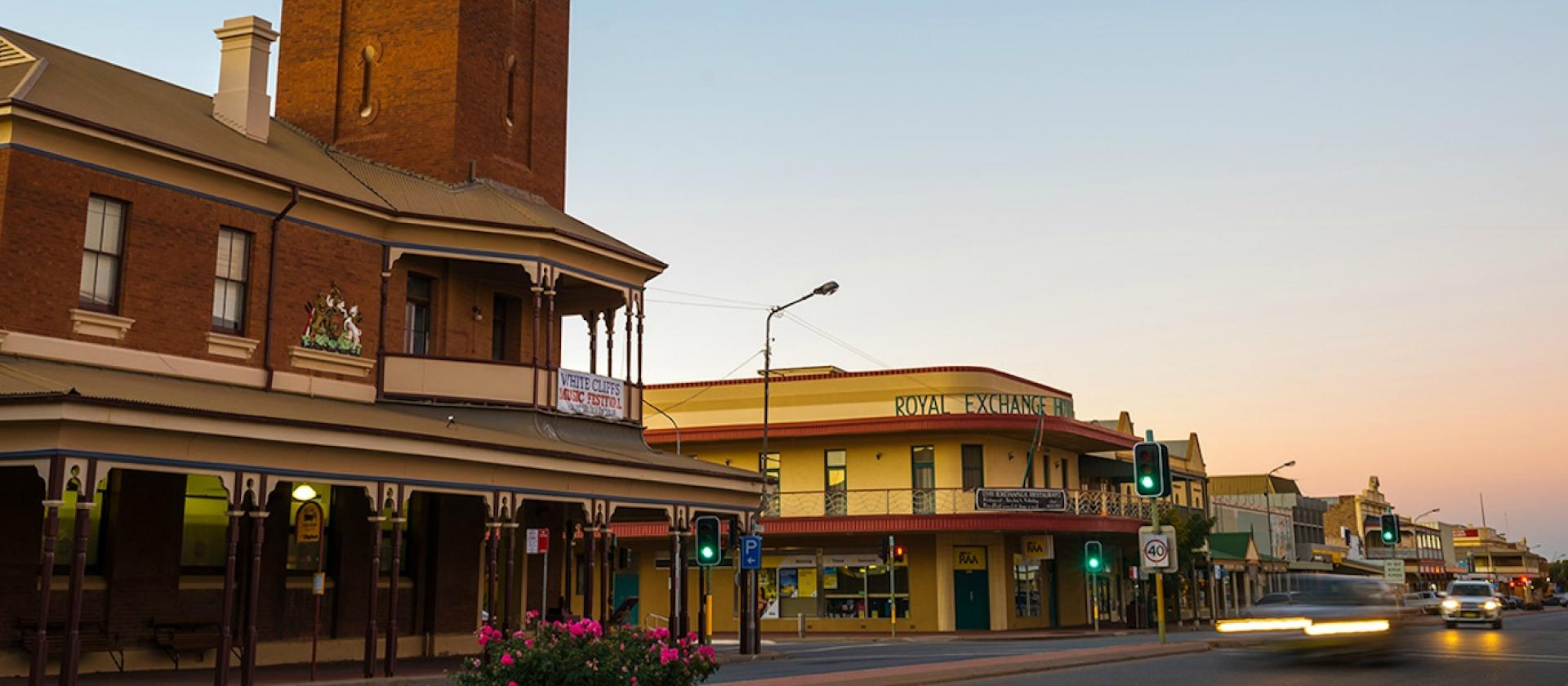 Broken Hill, Australia's First Heritage Listed Town